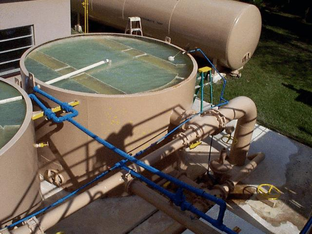 rapid sand filter